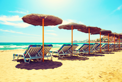 Spain leads the world for quality beaches.