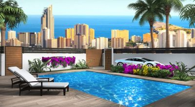 New Development - New Build - Benidorm - Benidorm